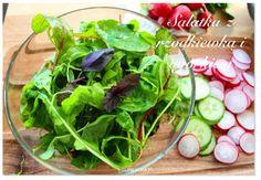 salata na piekna cera