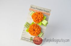 I love the orange =)