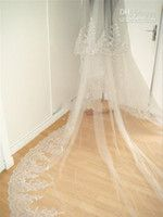 Wholesale Wedding Veils - Buy Cheap Wedding Veils from Best Wedding Veils Wholesalers | DHgate.com