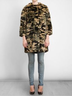 camouflage fur - Google Search