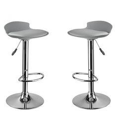 Lot de 2 tabourets de bar design Jimmy Jimmy, Bar Stools, Furniture, Home Decor, High Chairs, Stools, Home Remodeling, Dinner Room, Bar Stool Sports