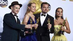 Photos: Oscars 2016
