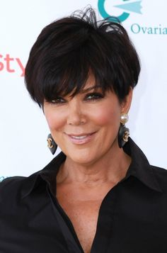 Fabulous Hair And Beauty Short Hairstyles And Kris Jenner On Pinterest Short Hairstyles Gunalazisus