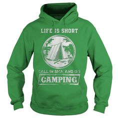 CAMPING - THIS IS MY CAMPING SHIRT, Order HERE ==> www.sunfrog.com/..., Please tag & share with your friends who would love it, #christmasgifts #renegadelife #jeepsafari #hiking shoes, #hiking for beginners, hiking hacks  #entertainment #food #drink #gardening #geek #hair #beauty #health #fitness #history