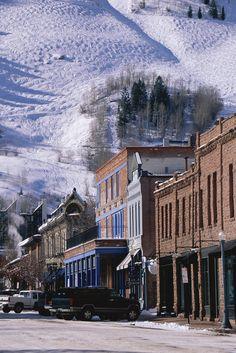 Storefronts, #Aspen, #Colorado