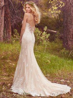 c8a4404cc Wedding Dresses Stunning and gorgeous wedding gown example. Notice - dress  style id 6228796120 created. Vestidos De Novia ...