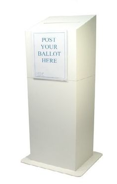 Ballot Box - Floor Standing, CQC compliance Suggestion Box, No Response, Boxes, Flooring, Crates, Advice Box, Box, Wood Flooring, Cases