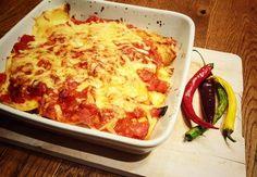 Naleśniki bezglutenowe na ostro z sosem pomidorowym i serem – Bezglutenowy Blog