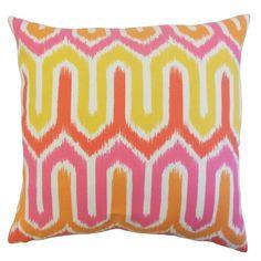 Safara Outdoor Throw Pillow Cover