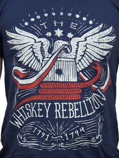 Whiskey Rebellion from Declaration Clothing   I love their stuff