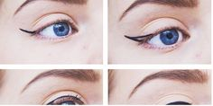 How to Apply Eyeliner-Tutorial