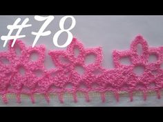 Crochet Edging Patterns, Crochet Squares, Baby Knitting Patterns, Crochet Crafts, Crochet Doilies, Crochet Lace, Snowflakes, Crochet Earrings, Lily