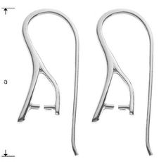 Open ear wires - BO11  Dimensions: 28,0mm Weight ~ 1.19g ( 1 pair ) Metal : sterling silver ( AG-925)  1 package = 1 pair Wire Jewelry, Jewellery, Jewelry Supplies, Swarovski, Ear, Jewels, Rings, Accessories, Sterling Silver