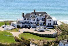 Taylor Swift compra espectacular mansión en Rhode Island