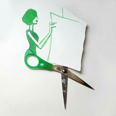 Creative Drawings Completed Using Everyday Objects By Christoph Nieman
