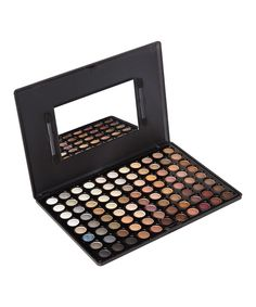 Look at this Crown Brush 88-Color Warm Eyeshadow Palette on #zulily today!