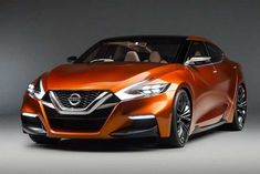 2017 Nissan MaximaNismo - http://www.carstim.com/2017-nissan-maxima-nismo/