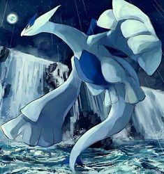 Ghost Pokemon, All Pokemon, Pokemon Fusion, Cute Pokemon, Pokemon Stuff, Flying Type Pokemon, Dragon Type Pokemon, Lugia, Deadpool Pikachu