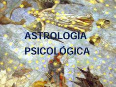 TEXTOS DE ASTROLOGÍA PSICOLÓGICA