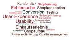 Leistungsangebot von usability-checks.de - Dienstleistungen rund um Onlineshops