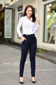 Short Women Fashion, Womens Fashion, Dress Outfits, Formal Outfits, Work Uniforms, Fresh Shoes, Western Outfits, Business Attire, Work Wardrobe