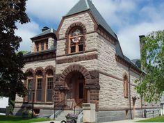 Slater Library, Jewett City CT