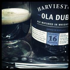 cerveja maturada em whisky