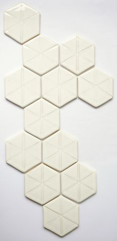 HANDICRAFT TILES by Susanna Palovaara | Scandinavian Deko