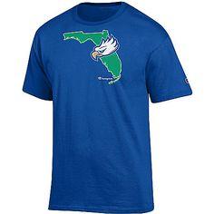 Product: Florida Gulf Coast University Eagles State T-Shirt Florida Gulf Coast University, Eagles, Mens Tops, T Shirt, Fashion, Supreme T Shirt, Moda, Tee Shirt, Eagle