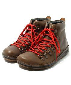 BIRKENSTOCK(ビルケンシュトック) | FOOTPRINTS / MIDLAND Hazelnut(WOMEN)(ブーツ) - ZOZOTOWN