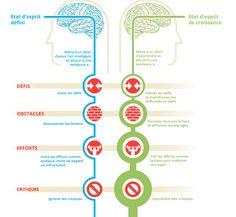 """De l'importance de l'attitude, au-delà de l'intelligence - L'etat d'esprit """"défini"""" ou """"de croissance"""""""