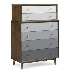 Ombre Dresser