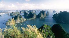 Preciosa Bahía de Halong