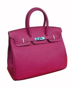 Fushia Hermes Birkin bag! Can someone lend me $20,000 so I can have one please? Thank u!!