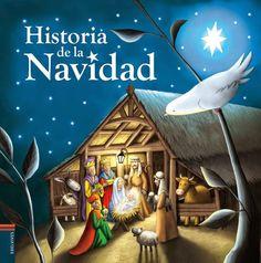 """Historia de la Navidad"" - Cherie Zamazing (Edelvives) #navidad"