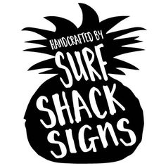 Browse unique items from SurfShackSigns on Etsy, a global marketplace of handmade, vintage and creative goods.