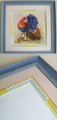 Art Frames, Custom Framing, Picture Ideas, Framed Art, Diy And Crafts, Cool Designs, Fine Art, Unique, Pictures