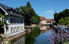 Strasbourg,Francia. Pepita Estévez