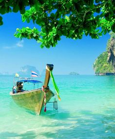 Thailand, Railey beach heaven on earth so beautiful !