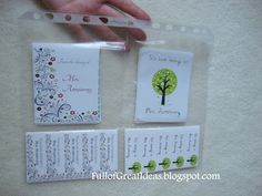 Full of Great Ideas: DIY personalized bookplate stickers