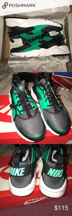 Nike Air Huarache run ultra Brand new, never worn! size 10.5, very comfortable shoes, still in box Nike Shoes Sneakers