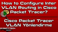 █ How to Configure Inter-VLAN Routing on Cisco Switch in Packet Tracer?   SYSNETTECH Solutions ───────────────────────────────────────── █ Watch the Video ► https://www.youtube.com/watch?v=FGwR3cKDfHE ───────────────────────────────────────── #CCNA #Cisco #CiscoPacketTracer #PacketTracer #IT #CiscoSwitch #CiscoVLAN #VLAN #VLANRouting #InterVLAN #InterVLANRouting #CiscoTechnology #CiscoNetworking #Network #CiscoEğitimi #Bilişim #Sistem #Ağ #CiscoLearning