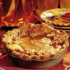 Perfect Pumpkin Pie Recipes: Elegant Pumpkin-Walnut Layered Pie