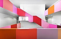 Minimalist Architectural idées de couleur