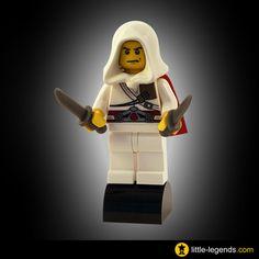 LEGO Ezio