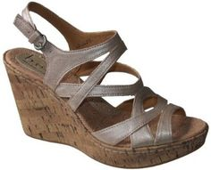 Amazon.com: Women's BOC by Born, Brygida strappy high wedge Sandals: Shoes 50