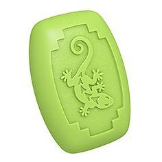 Southwest Gecko 3D Mold | Bramble Berry® Soap Making Supplies
