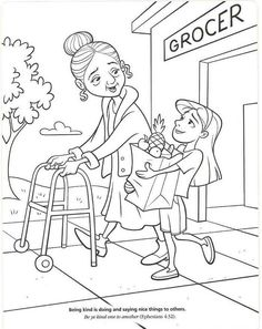 kindness coloring pages printable coloring pages, sheets for kids. Get the latest free kindness coloring pages images, favorite coloring pages to print online. Lds Coloring Pages, School Coloring Pages, Easter Coloring Pages, Coloring Pages For Kids, Coloring Books, Printable Coloring, Free Coloring, Coloring Sheets, Sunday School Lessons