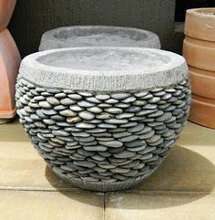 Cairns Garden Art Landscapes provides professional Cairns landscaping services for commercial and residential clients. Concrete Crafts, Concrete Projects, Mosaic Projects, Garden Projects, Garden Deco, Garden Art, Outdoor Landscaping, Outdoor Decor, Balinese Garden