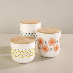 Cute jar set.